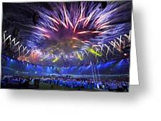 Paralympics 2012 Closing Ceremony Greeting Card