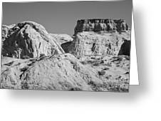 Paria Utah Vi Greeting Card