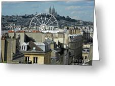 Parisscope Greeting Card