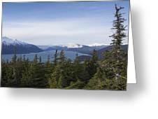 Park Ridge Views Greeting Card