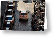 Parking Problems Greeting Card