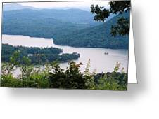 Parksville Lake Greeting Card