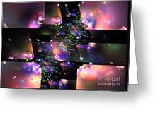 Particle Accelerator Greeting Card