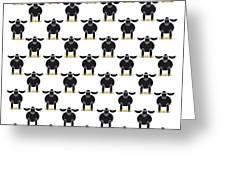 Paschal Lamb Greeting Card