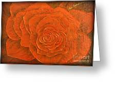 Passion II Greeting Card