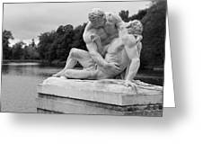 Passion In Rambouillet  Greeting Card