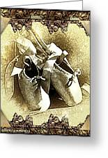 Past The Pointe Greeting Card