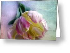 Pastel Poem Greeting Card