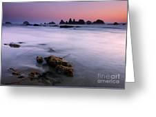 Pastel Sea Greeting Card