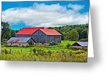 Pastoral Ontario 2 Greeting Card