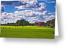 Pastoral Ontario Greeting Card