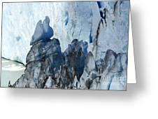 Patagonia Glaciar Perito Moreno 3 Greeting Card