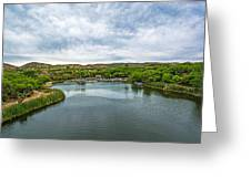 Patagonia Lake State Park Greeting Card