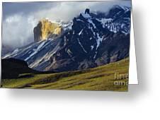 Patagonia Magical Space Greeting Card