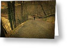 Path Iv Greeting Card