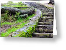 Paths Unlimited Greeting Card