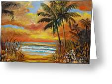 Pathway To The Beach 11 Greeting Card
