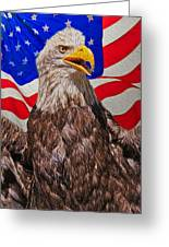 Patriot Greeting Card