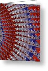 Patriotic Bandana Greeting Card