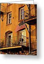 Patriotic Greeting Card by Southern Photo