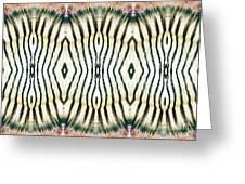 Patterned After Nature II Greeting Card