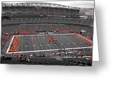 Paul Brown Stadium Greeting Card