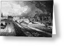 Pawtucket, Rhode Island Greeting Card
