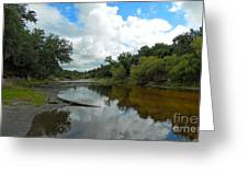Peace River 2 Greeting Card