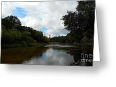 Peace River 3 Greeting Card