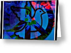 Peace Series 6 Greeting Card