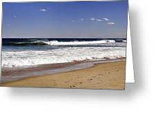 Peace Shores Greeting Card