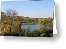 Peaceful Lake Greeting Card