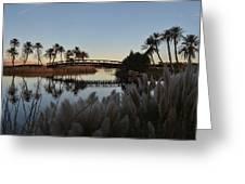 Peaceful Las Vegas Greeting Card