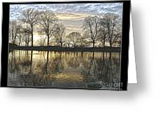 Peaceful Place Greeting Card