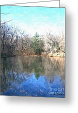 Peaceful Retreat 2 Greeting Card