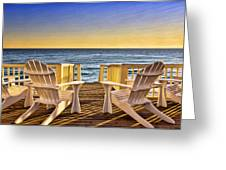 Peaceful Seclusion Greeting Card