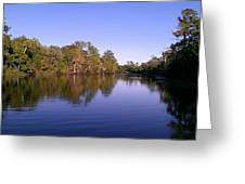 Peaceful Waters Greeting Card