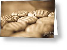 Peanut Butter Delights Greeting Card