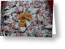 Peanut Butter Kisses - Candy - Sweets - Treats Greeting Card