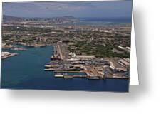 Pearl Harbor 2012 Greeting Card
