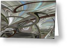 Pearl Swirl Greeting Card
