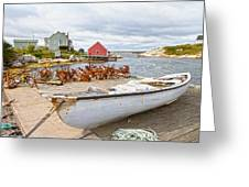 Peggy's Cove 4 Greeting Card