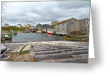 Peggy's Cove 9 Greeting Card