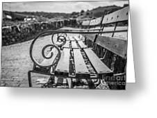 Pembroke Bench  Greeting Card