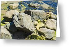 Pembroke Rock Greeting Card
