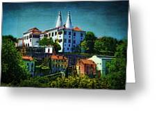 Pena National Palace - Sintra Greeting Card