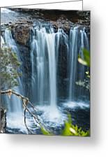 Pencil Pine Falls Cradle Mountain Greeting Card