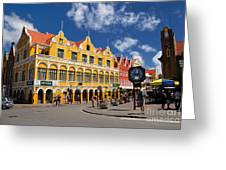 Penha And Sons Curacao Greeting Card