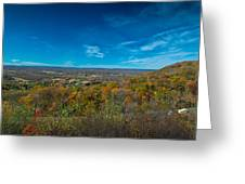 Pennsylvania Autumn Greeting Card