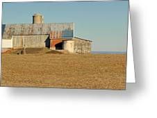 Pennsylvania Barn Greeting Card